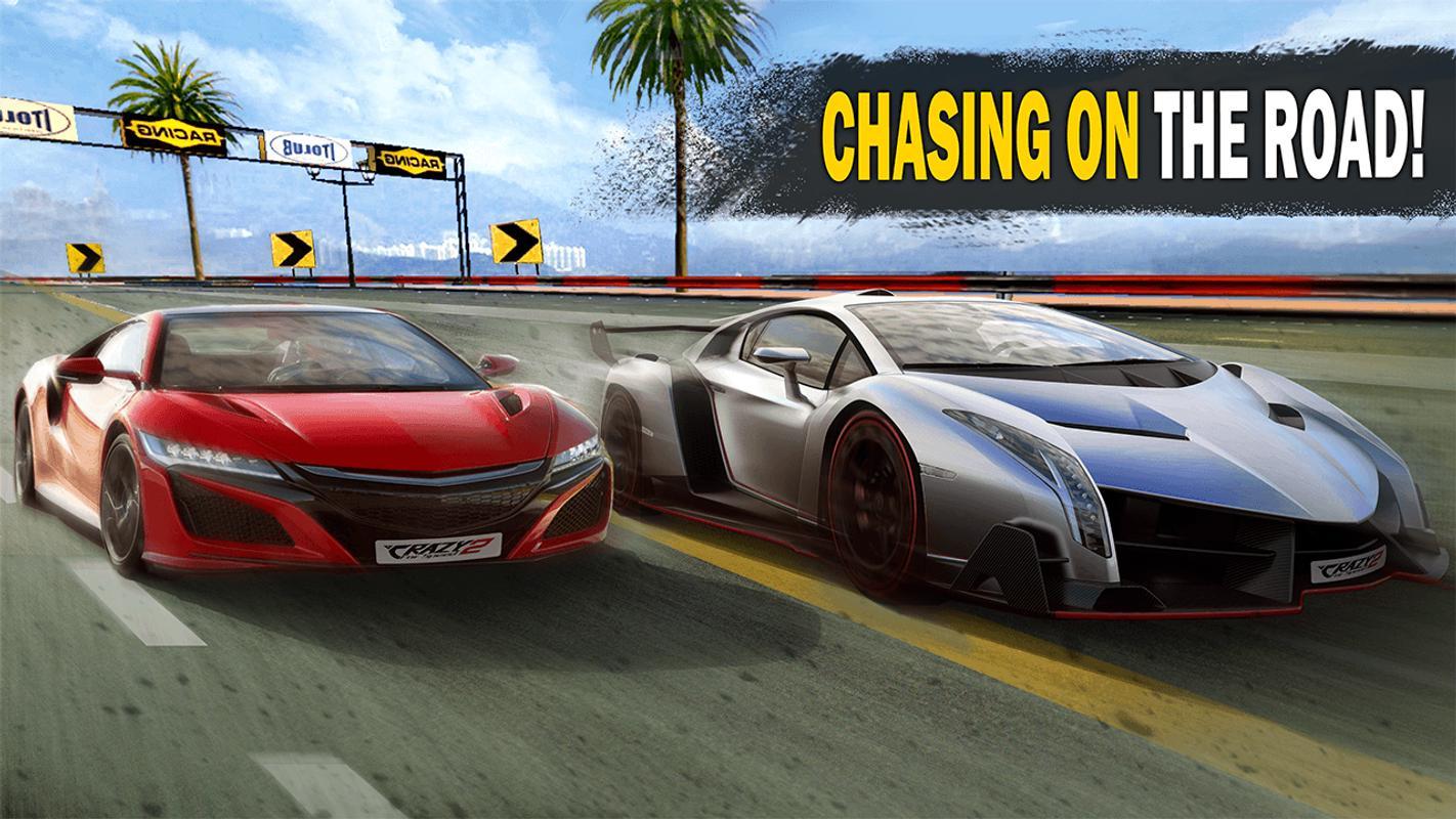 Crazy for Speed الملصق