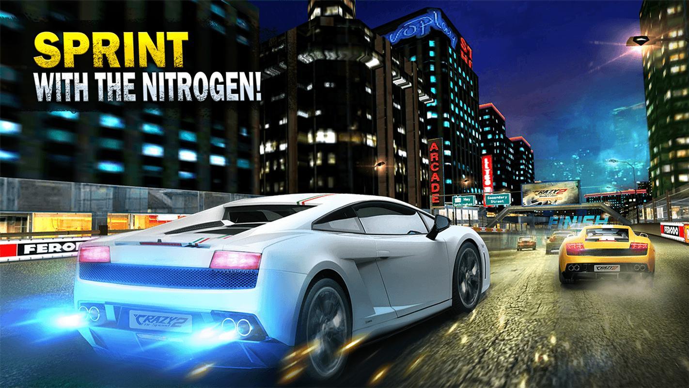 Crazy for Speed تصوير الشاشة 4