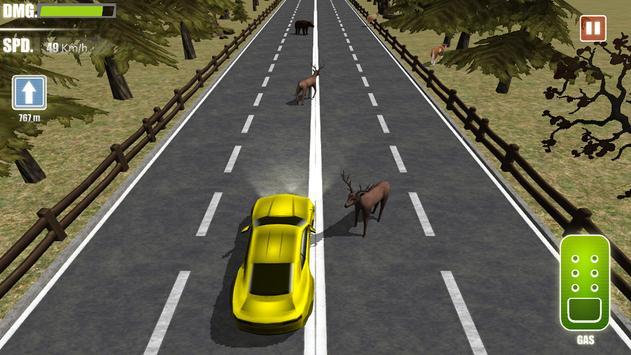 Road Kill 3D Racing screenshot 10