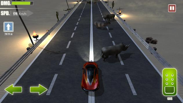 Road Kill 3D Racing screenshot 1