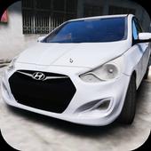 Race Car Games - Simulator Games Hyundai Accent icon