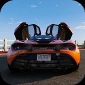 Racing in Car - Simulator Games McLaren icon