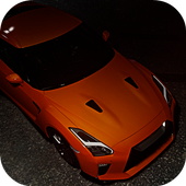 Racing Simulator - Nissan GTR 2019 icon