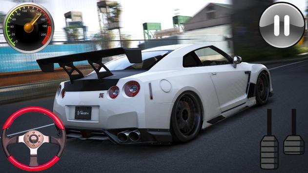Racing Simulator - Nissan GTR 2019 screenshot 8