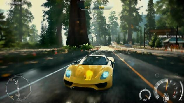 Car Simulator Porsche Spyder 2019 poster