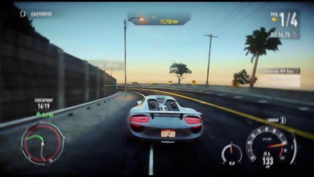Car Simulator Porsche Spyder 2019 screenshot 1