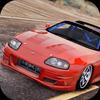 Car Simulator - Toyota Supra Racing 2019 アイコン