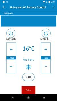 Remote AC Universal screenshot 4