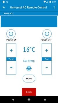 Remote AC Universal screenshot 5