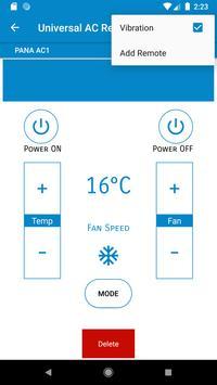 Remote AC Universal screenshot 6