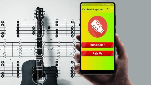 Kunci Gitar Lengkap Lagu Indonesia Full Offline screenshot 1