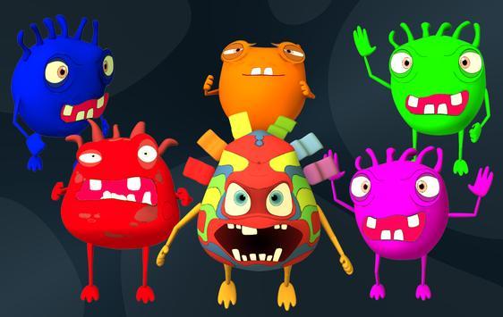 الفيروسات المجنونة imagem de tela 1