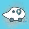 Voice Control Wαze Advice:Traffic Live Navigation icon