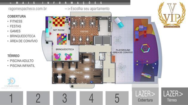 Resid. VIP - RA Gomes Pacheco screenshot 4