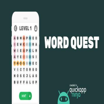Word Quest poster