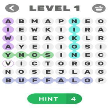Word Quest screenshot 1