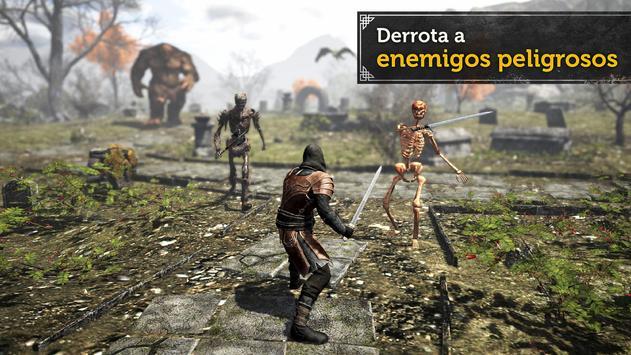 Evil Lands captura de pantalla 4