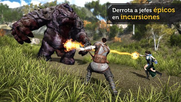 Evil Lands captura de pantalla 6