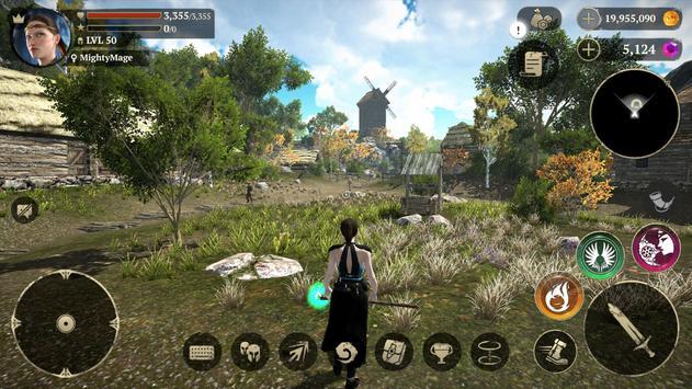 Evil Lands captura de pantalla 7