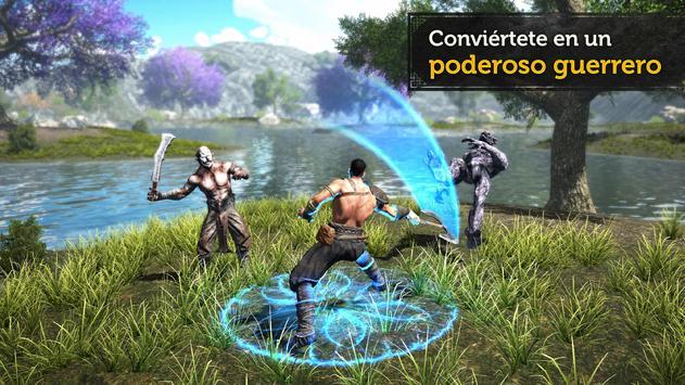Evil Lands captura de pantalla 1