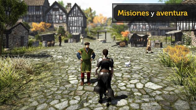 Evil Lands captura de pantalla 3