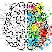 Treinador de cérebro ícone