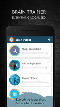 Treinador de cérebro imagem de tela 2