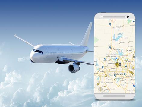 Flight Tracker Live - Flight Radar screenshot 1