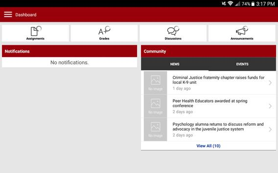 RU Mobile captura de pantalla 5