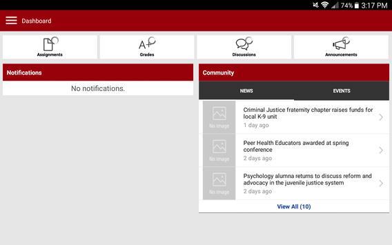 RU Mobile captura de pantalla 9