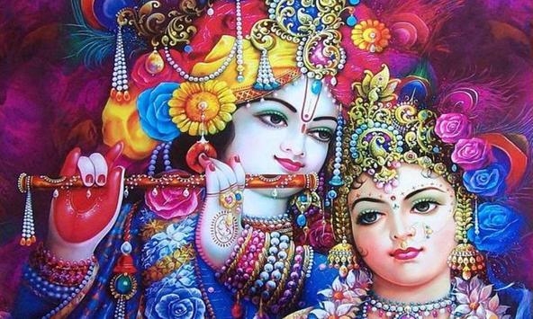 1 Schermata Radha Krishna HD Wallpapers