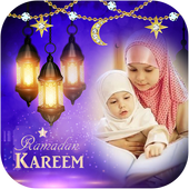 Ramadan Photo Frames icon