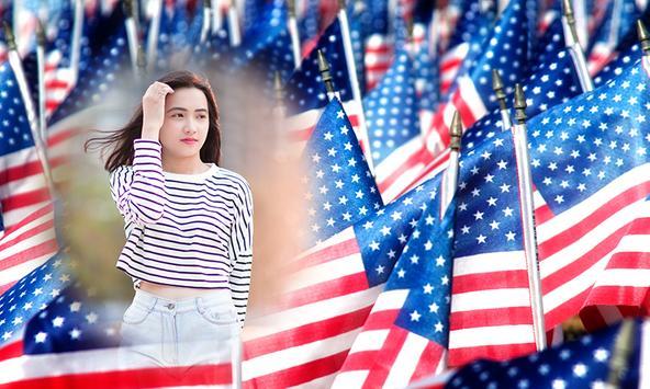 Veterans Day Photo Frames screenshot 1
