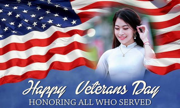 Veterans Day Photo Frames screenshot 3