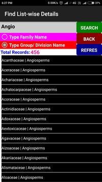 Classification of Plants and Fungi screenshot 6