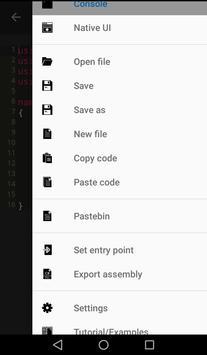 C# Shell (C# Offline Compiler) screenshot 5
