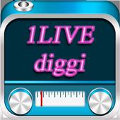 1LIVE diggi icon