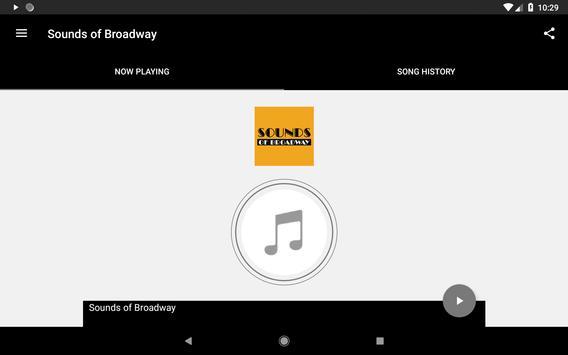 Sounds of Broadway screenshot 2