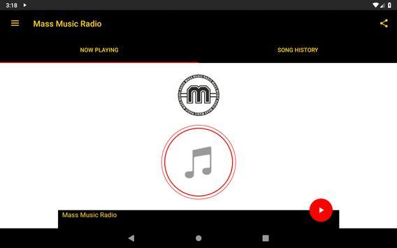 Mass Music Radio screenshot 5