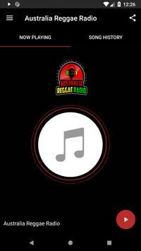 Australia Reggae Radio screenshot 1