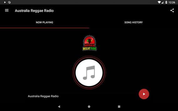 Australia Reggae Radio screenshot 3