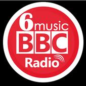 BBC Radio 6 Music uk icon
