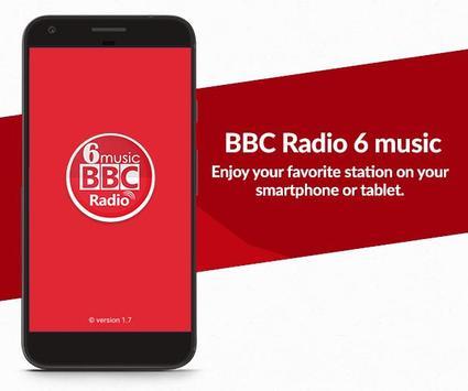 BBC Radio 6 Music uk screenshot 1
