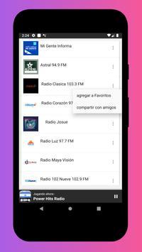 Radio El Salvador - Radio El Salvador FM: Radio FM screenshot 4