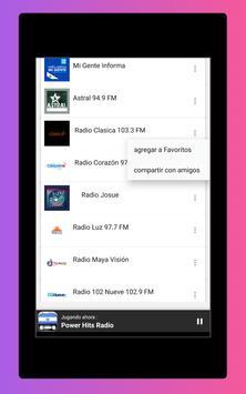 Radio El Salvador - Radio El Salvador FM: Radio FM screenshot 12