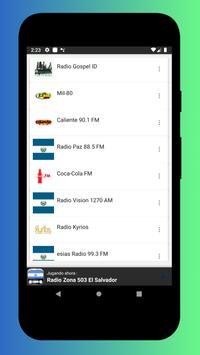 Radio El Salvador - Radio El Salvador FM: Radio FM screenshot 17