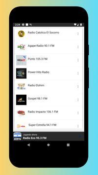 Radio El Salvador - Radio El Salvador FM: Radio FM screenshot 19