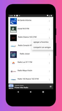 Radio El Salvador - Radio El Salvador FM: Radio FM screenshot 20