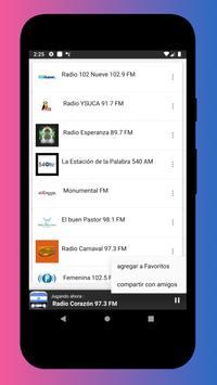 Radio El Salvador - Radio El Salvador FM: Radio FM screenshot 21