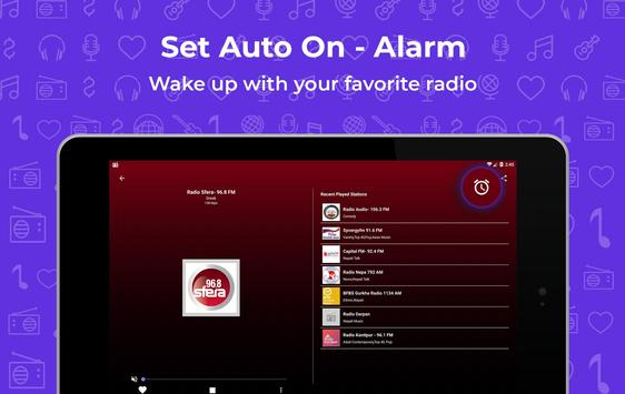 Radio FM screenshot 18